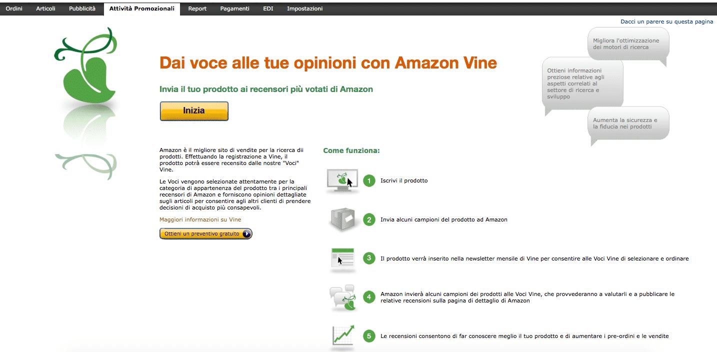 Amazon Vine: La Guida per Avere Recensioni Top