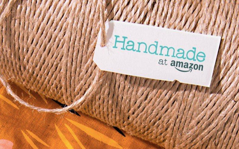 vendere handmade su amazon