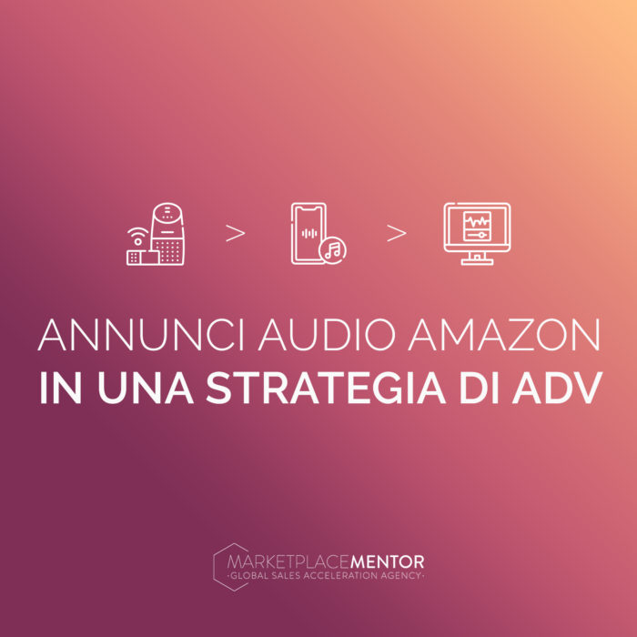 Gli annunci audio Amazon in una strategia di adv