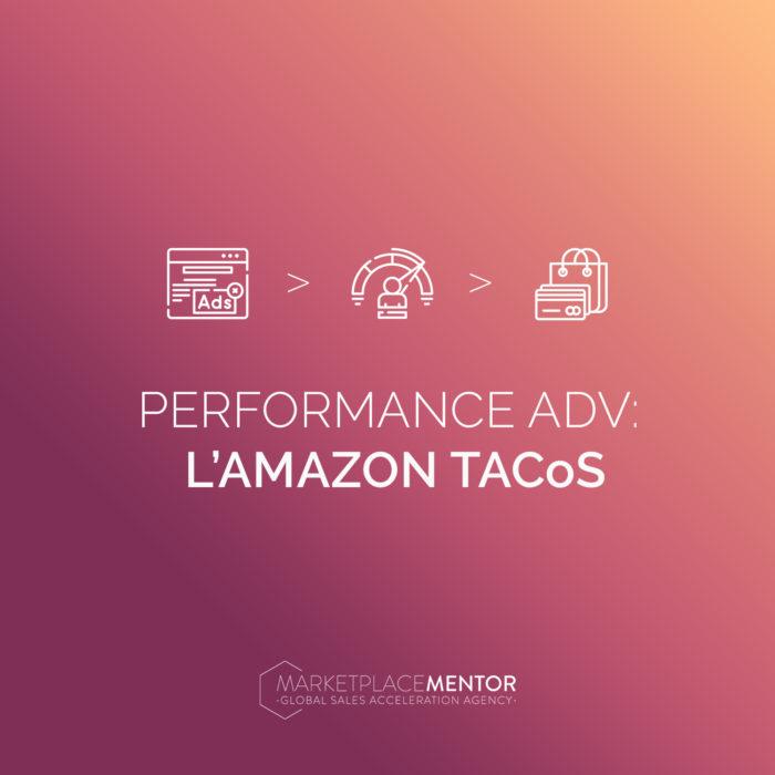 L'Amazon TACoS nel calcolo delle performance delle adv
